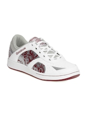 Reebok Men White Mamba Casual Shoes