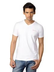 Status Quo Men White T-shirt