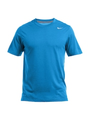 Nike Men Blue T-shirt