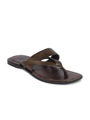 Estd. 1977 Men Brown Sandals