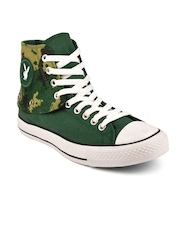 Playboy Men Casual Green Casual Shoes