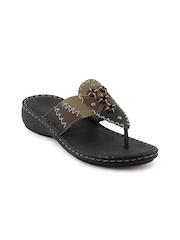 Catwalk Women Casual Black Sandals
