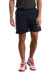 Adidas Men Navy Blue Shorts