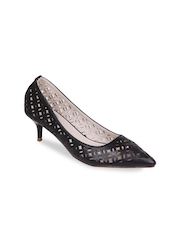 iLO Women Black Pumps