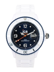 ice watch Unisex Dark Blue Dial Watch
