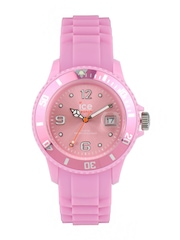 ice watch Unisex Pink Dial Watch