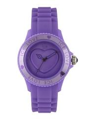 ice watch Women Purple Dial Watch
