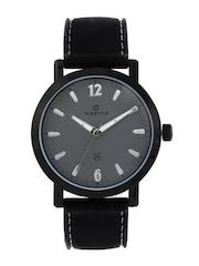 Maxima Men Grey Dial Watch