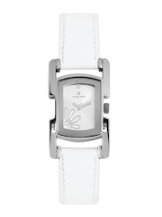 Maxima Women Steel toned Dial Watch