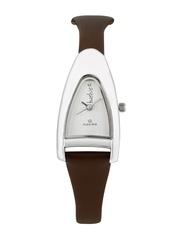 Maxima Women Silver Dial Watch