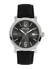 Pierre Cardin Men Black Dial Mon Nom Watch
