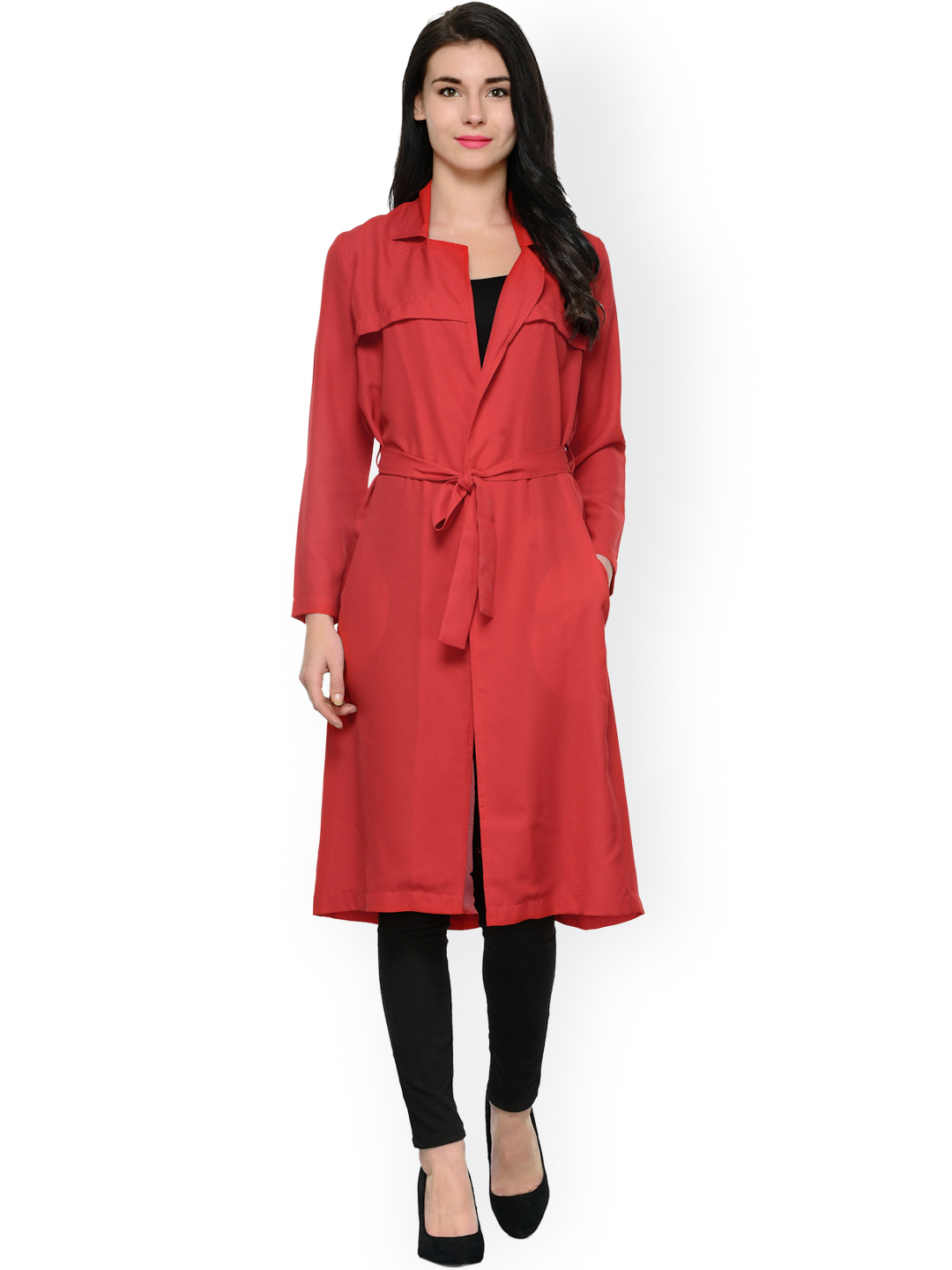 Red Coats - Buy Red Coats online in India