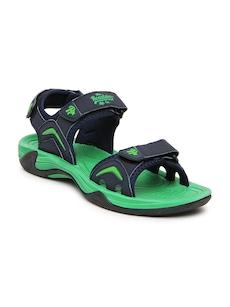 Roadster Men Dark Blue Sports Sandals