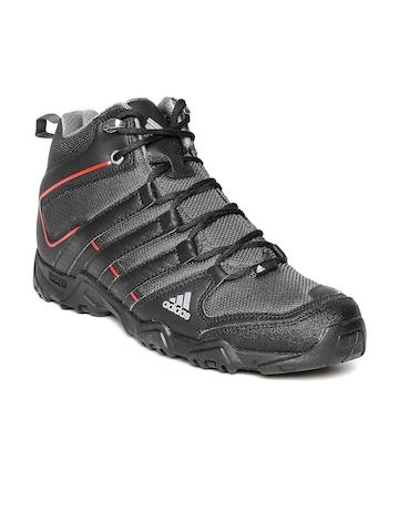 Buy Adidas Men Black Aztor Hiker Outdoor Shoes Sports