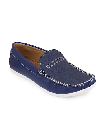 Buy Quarks Men Blue Loafers Casual Shoes For Men Myntra