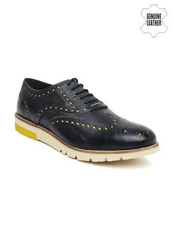 buy u s polo assn navy genuine leather smart casual