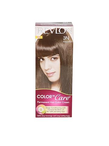 Revlon Color N Care 3N Darkest Brown Permanent Hair Colour Cream