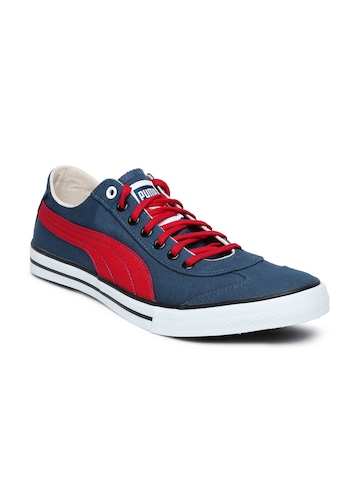 PUMA BLUE CASUAL SHOES MEN price at Flipkart, Snapdeal, Ebay