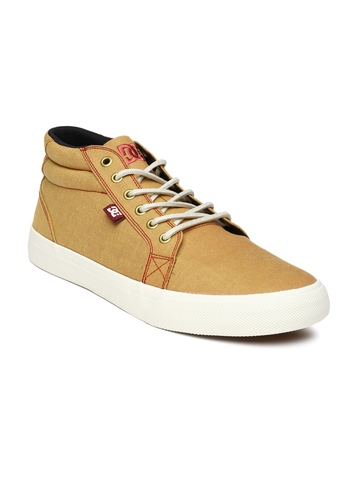 buy dc brown casual shoes footwear for 946101