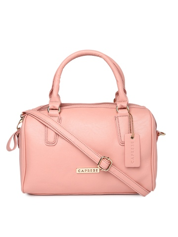 Dusty Pink Handbag | Luggage And Suitcases