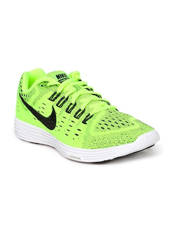 check out 3837c 2b156 Nike Men Neon Green Lunartempo Training Shoes available at Myntra for  Rs.4947
