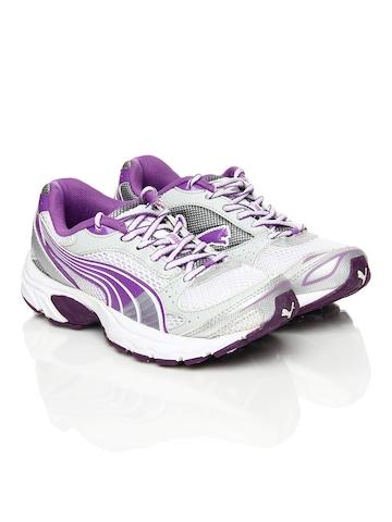 Puma Women Purple Exsis Sports Shoes