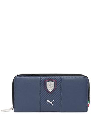 ... Rs.999 · PUMA Women Blue Ferrari LS Wallet ac52bd03609d0