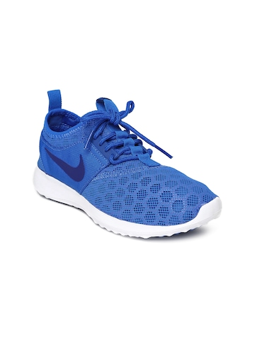 nike blue juvenate casual shoes available at myntra