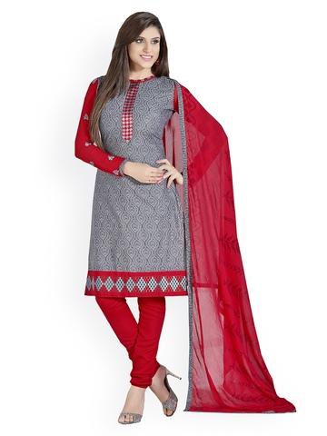 Amazing   Buy Reya Cotton Printed DressTop Material Online At Flipkartcom