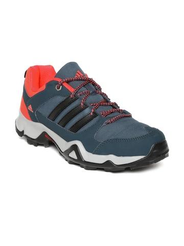 Buy Adidas Men Teal Green Storm Raiser 1 0 Outdoor Shoes