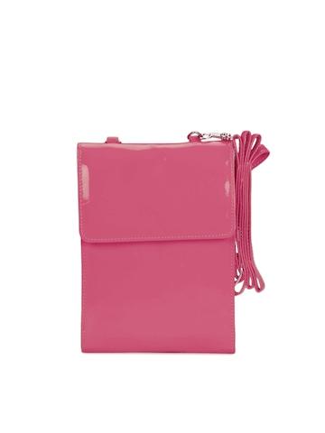 Pitaraa Women Pink Sling Bag