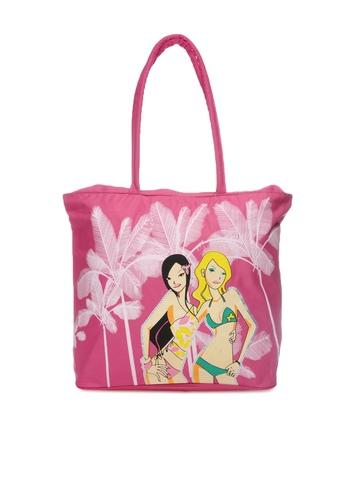 Stoln Women Pink Handbag