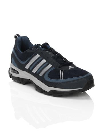 Adidas Men Speedtrek Navy Blue Sports Shoes