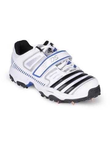 Adidas Men White Sport Shoes