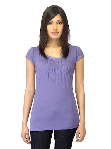 Jealous 21 Women Lavender Top