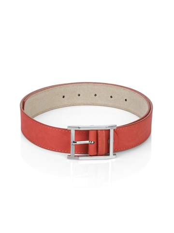 Lino Perros Women Red Belt