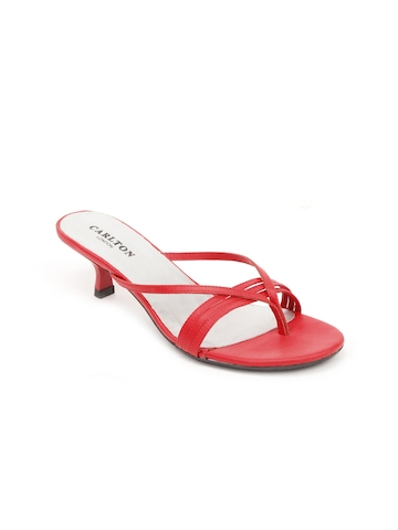 Carlton London Women Red Heels