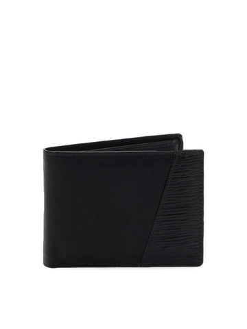 New Hide Men Black Wallet