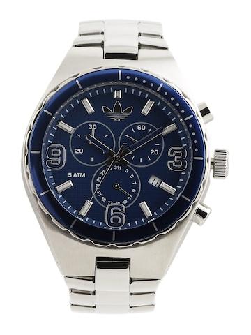 Adidas Original Unisex Blue Dial Chronograph Watch ADH2639