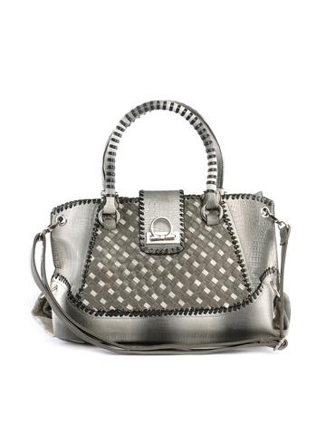 Murcia Women Grey Casual Handbag