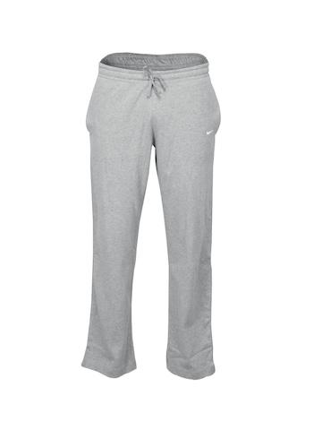 Nike Men Classic Jersey Grey Track Pants