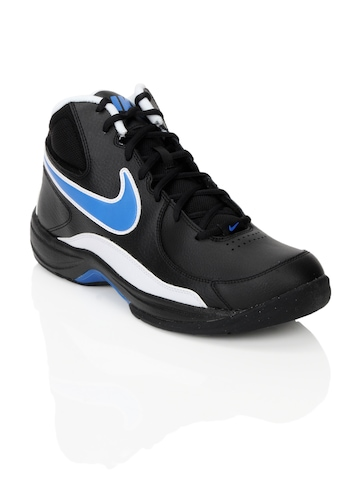 Nike Men The Overplay VII Black Sports Shoes