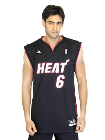 Adidas Men Black Jersey