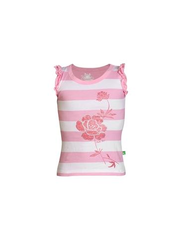 Gini and Jony Girls Pink Top