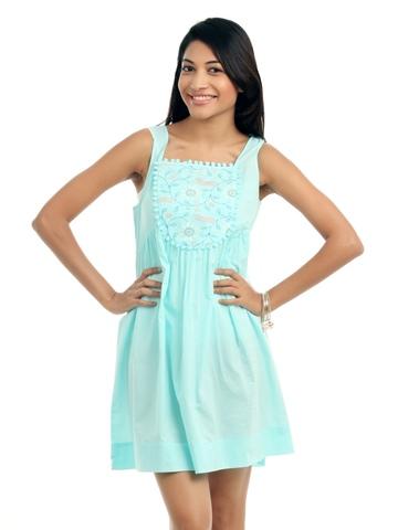 Mineral Blue Dress