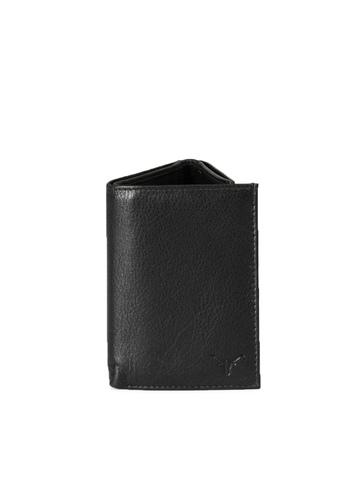 Hidekraft Men Black Wallet