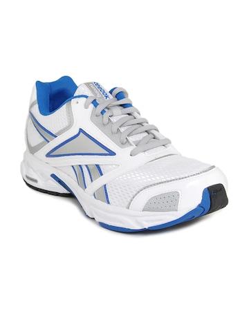 Reebok Men Racehound White Sports Shoes