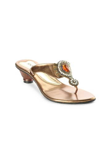 Senorita Women Copper Sandals