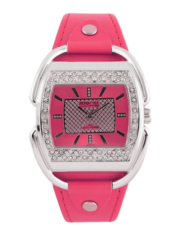 Q&Q Women Pink Watch