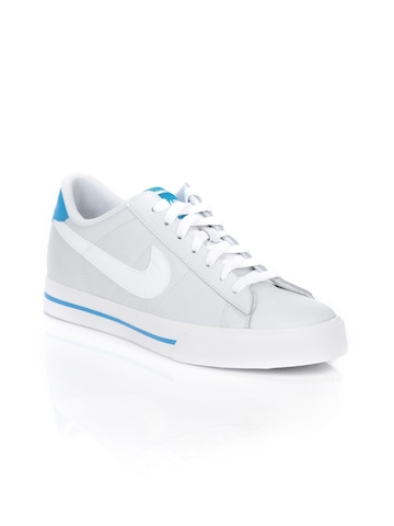 Nike Women Sweet Classic Leather White Shoes